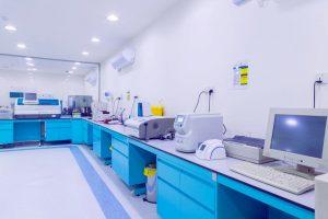 قسم المختبر
